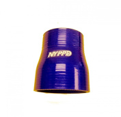 """NYPPD 2""""- 2.5(1/2)"""" inch/ 51-63 mm Straight Silicone Reducer/Transition Coupler"""