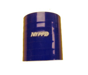 """NYPPD 2.5 (1/2)"""" inch / 63mm Straight Silicone Connector Coupler TURBO/INTAKE PIPE"""