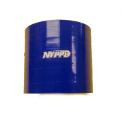 """NYPPD 3"""" inch / 76mm Straight Silicone Connector Coupler TURBO/INTAKE PIPE"""