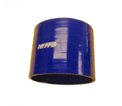 """NYPPD 3.5 (1/2)"""" inch / 89mm Straight Silicone Connector Coupler TURBO/INTAKE PIPE"""