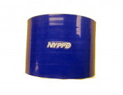 """NYPPD 4"""" inch / 102mm Straight Silicone Connector Coupler TURBO/INTAKE PIPE"""