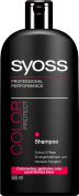 Made in Germany-SYOSS Colour Protect Shampoo XL-500ml-Now in USA
