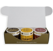 Layrite Mixed Pomade Collection 3 x 120ml