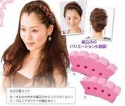 Braided Hair Tool, Hair Clip,sponge Hair Braider/ Twisting Accessories