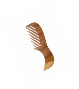 Comb Hand Made Pradoe Wood