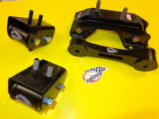 NYPPD Billet Aluminium and Steel Engine / Transmission / Pitch Combo