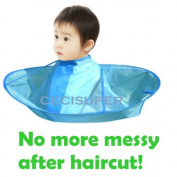 Kids Children Haircut Haircutting Hair Cut Catcher Apron Cape Hairdresser Barber