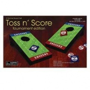 Toss n Score - Cornhole Bean Bag Football