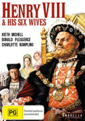 Henry VIII and His Six Wives [Region 4]