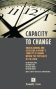 Capacity to Change:
