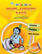My Krishna Multi-Activity Book