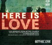 Here Is Love [CD/DVD] [Digipak]