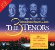 The Three Tenors in Concert 1994 [Region 4]