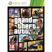 Grand Theft Auto V - Xbox 360 (AGE 17 AND UP)(Release Date