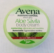 Avena Aloe Savila Body Cream.. Moisturising, Regenerates, Nourishing. 200ml.. amtc