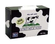 Yoko Spa Natural Milk Proteins Whitening Moisturising Soap Moisture Balance 90ml