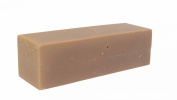 Chocolate Mint Handmade Artisan Olive Oil Soap Loaf -1.4kg