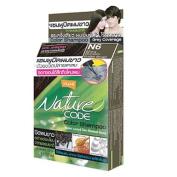 Lolane Nature Code Shampoo N6 Golden Brown Glow Colour 10ml.