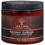 As I Am Coconut CoWash Cleansing Conditioner for natural coils and curls-470ml