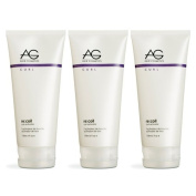 AG Hair Re-Coil Curl Activator 180ml (Pack of 3).