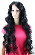 Ari Collection 10037 Lace Front Wig, Colour# 1