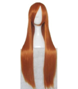 DAYISS® 80cm Womens Girls Fashion Long Straight Full Hair Wigs Cosplay Party Costume 10 Colours
