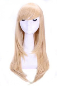 L-email™ Girls Long Anime Straight Smooth Cosplay Party Wig Cw143