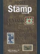 Scott 2015 Standard Postage Stamp Catalogue Volume 2
