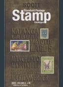 Scott 2015 Standard Postage Stamp Catalogue, Volume 4