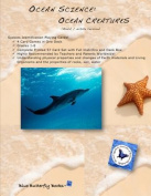 Ocean Science - Ocean Creatures Playing Cards