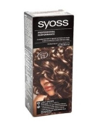 Syoss Hair Permanent Coloration No.6-0 Light Brown