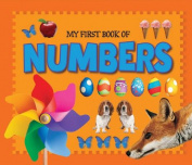 My First Book of Numbers (My First Board Books) [Board book]