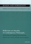 Reflection on Morality in Contemporary Philosophy [Spanish]