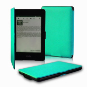 OMOTON (TM) The thinnest and lightest PU leather cover case for Kindle Paperwhite--2012 Kindle Paperwhite and 2013 the all-new Kindle Paperwhite with 15cm Display and Built-in Light Tablet