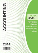 Ncea Level 1 Accounting Revision Guide 2014