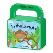 In the Jungle (Flippety Flaps 'Flappable' Board Book with Handle) [Board book]