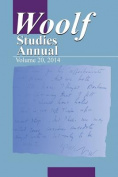 Woolf Studies Annual V20