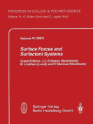 Surface Forces and Surfactant Systems