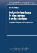 Industrieforschung in Den Neuen Bundeslandern