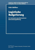 Logistische Budgetierung