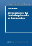 Zeitmanagement Fur Entwicklungsbereiche Im Maschinenbau