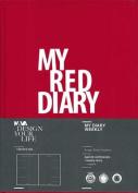 Nava 2015 My Daily Diary Red