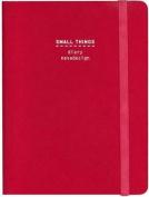 Nava 2015 Diary Daily Small Red