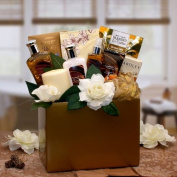 Caramel Inspirations Spa Gift Box - Great Gift for Mothers Day, Birthdays, or Any Occasion