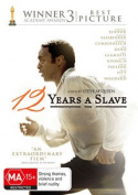 12 Years a Slave [Region 4]