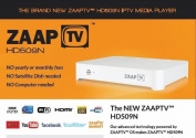 ZaapTV HD509N Full HD 1080 WebTV Player for Arabic, Turkish, Greek, Persian TV channels and more