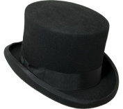 Scala Classico Men's Wool Felt English Topper Hat