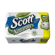 Scott Naturals with Aloe Vera Flushable Moist Wipes, 51ct