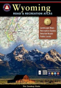 Benchmark Wyoming Road & Recreation Atlas