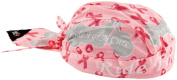 ZANheadgear Flydanna 100 Percentage Cotton Ride For A Cure Bandanna